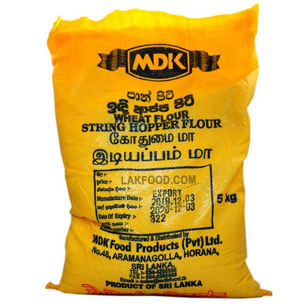 MDK Steamed Wheat String Hopper Flour 5kg