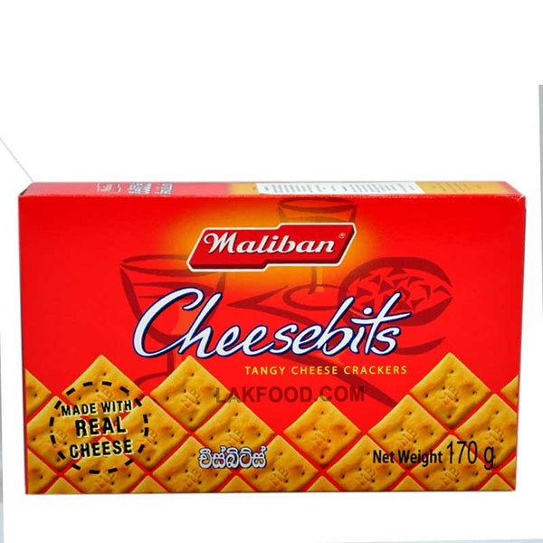 Maliban Cheesebits 170g