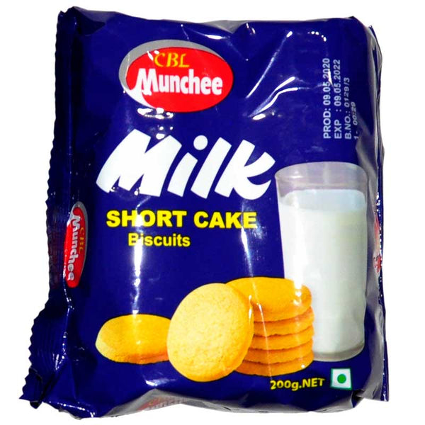 Munchee Milk Short Cake 200g