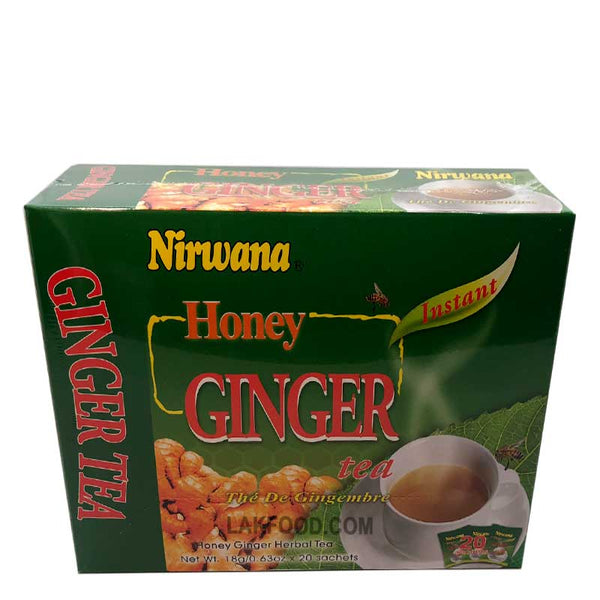 Nirwana Ginger & Honey Tea 20 Bags