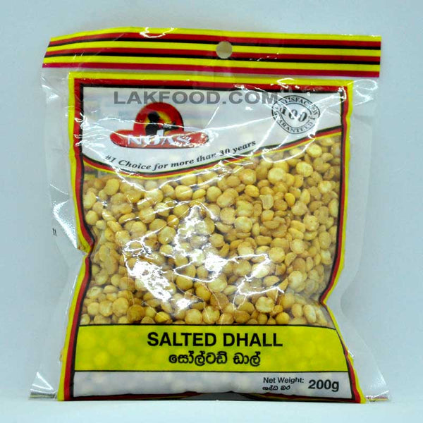 Noas Salted Dhall Mix 200g
