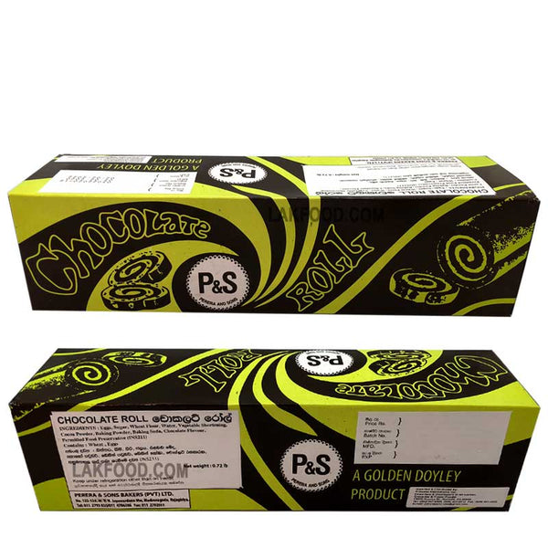 Perere & Sons / P&S Chocolate Roll 325g