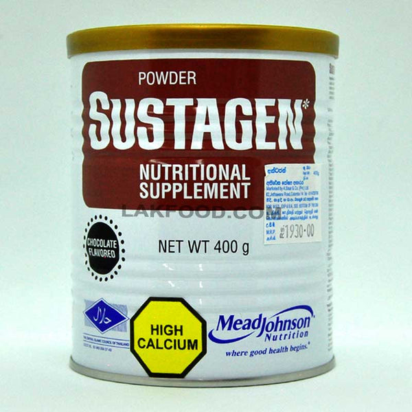 Sustagen Chocolate 400g