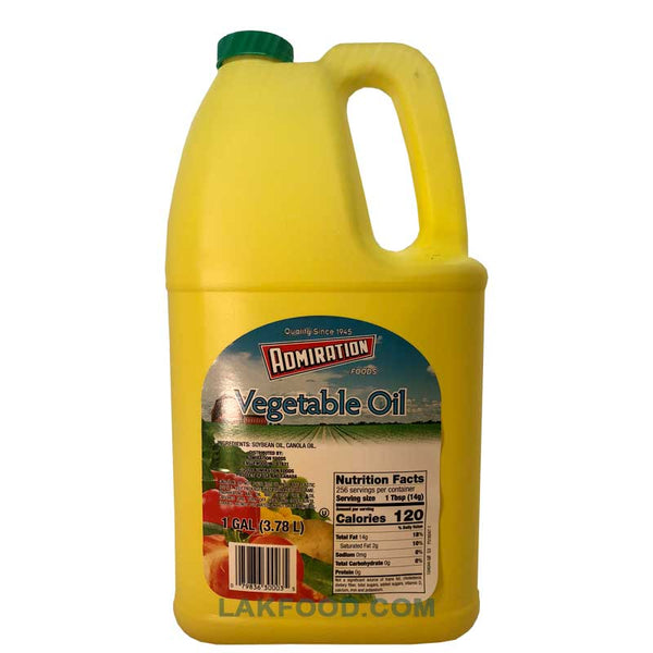 Vegetable Oil - 1 Gal