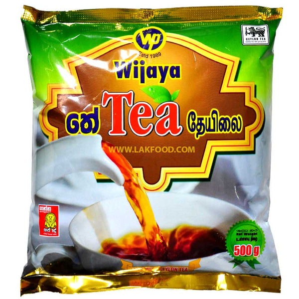 Wijaya Loose Tea 500g