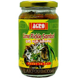 Agro Lime Pickle Sambal 350g