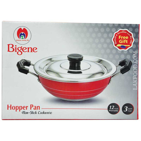Non-Stick Hopper Pan