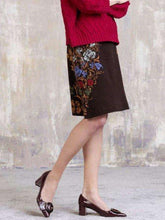 Load image into Gallery viewer, Casual Boho Vintage Skirt