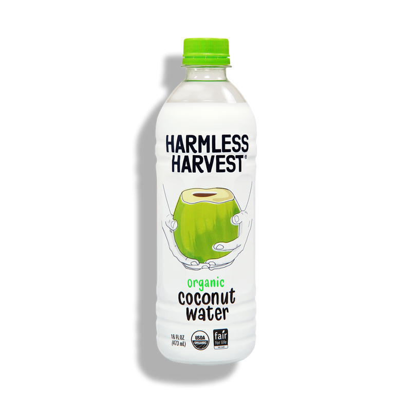 Harmless Harvest | Original Coconut Water, 16oz | 6-Pack