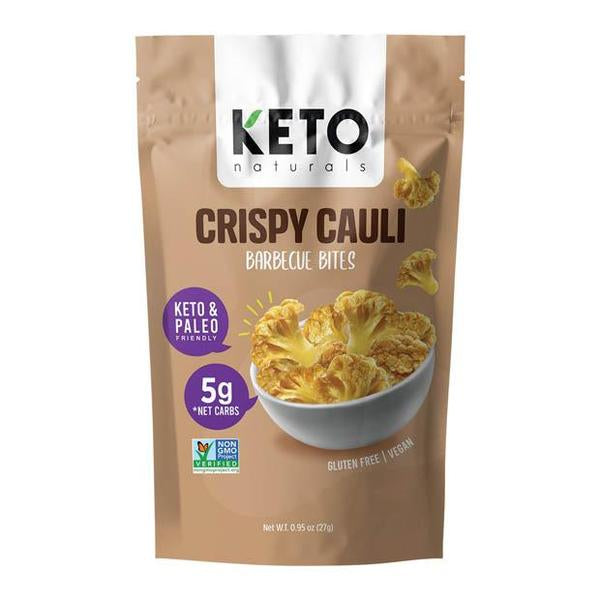 Keto Naturals | Crispy Cauli Barbecue .95oz | 8-Pack