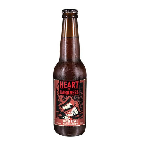 Heart of Darkness Loose Rivet New England IPA - 330ml - 7.5%