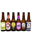 "C-Brewmaster ""Colorful"" 6 Pack Combo"