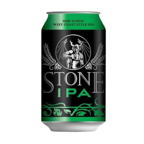 Stone Ipa (Can) - 355ml - 6.9%