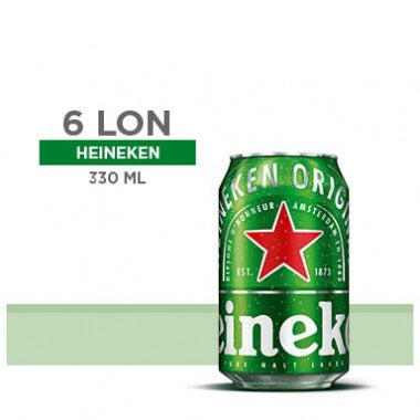 Heineken Original - 330ml - 5%