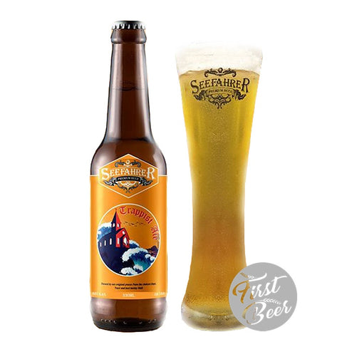 Seefahrer Trappist Ale - 330ml - 6.4%