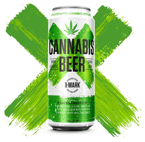 X-Mark Cannabis (Can) - 500ml - 5%