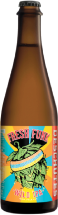 Deschutes Fresh Funk Wild IPA - 500ml - 6.2%