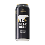 Bear Beer Strong (Can) - 500ml - 7.7%