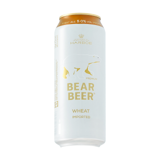 Bear Beer Wheat (Can) - 500ml - 5%