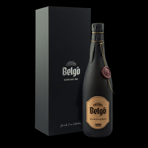 Belgo Grand Cru Marou Imperial Stout - 750ml - 13%