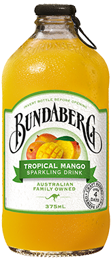 Bundaberg - Tropical Mango - 375ml