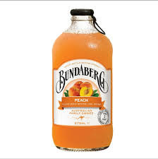 Bundaberg - Peach - 375ml
