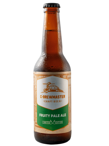 C-Brewmaster Fruity Pale Ale - 330ml - 4.5%