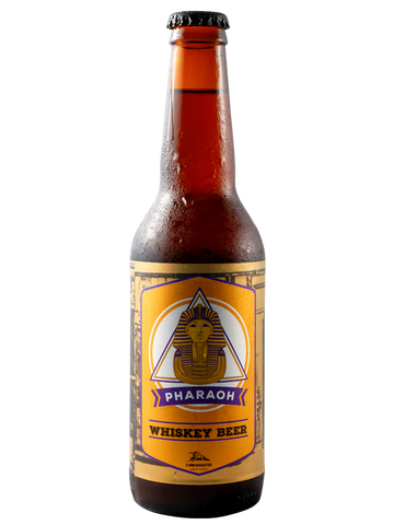 C-Brewmaster Pharaoh Whisky Pale Ale - 330ml - 12.0%
