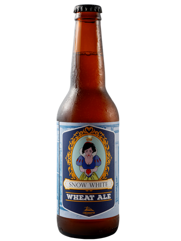 C-Brewmaster Snow White Wheat Ale - 330ml - 5.0%
