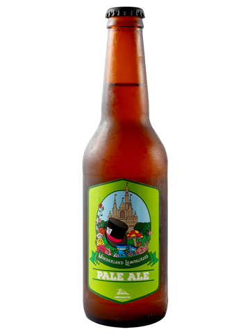C-Brewmaster Wonderland Lemongrass Pale Ale - 330ml - 5.0%