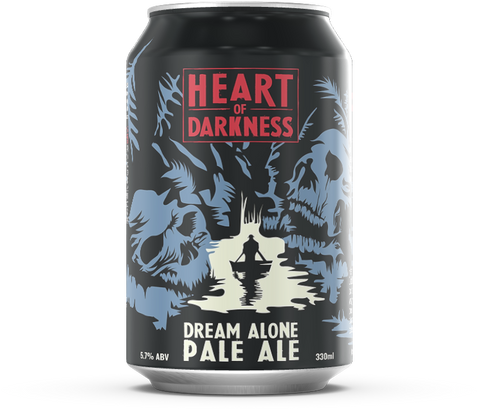 Heart of Darkness Dream Alone Pale Ale (Can) - 330ML - 5.7%