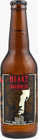 Heart of Darkness Black Shadows Espresso Martini Stout - 300ml - 6.4%