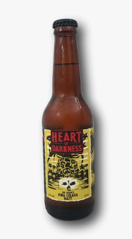 Heart of Darkness The Tropics Pina Colada Hazy- 330ml - 6.5%