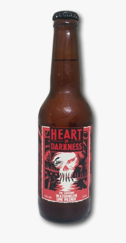Heart of Darkness Watermelon Lime Pilsner - 330ml - 5.0%