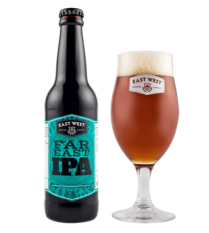East West Far East IPA - 330ml - 6.7%