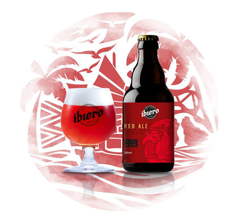 IBiero Red Ale - 330ml - 5.7%