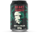 Heart of Darkness Kurtz's Insane IPA (Can) - 330ML - 7.1%