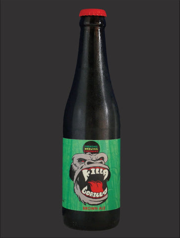 Mekong Brewing Co. Brown Ale - 330ml - 6.3%