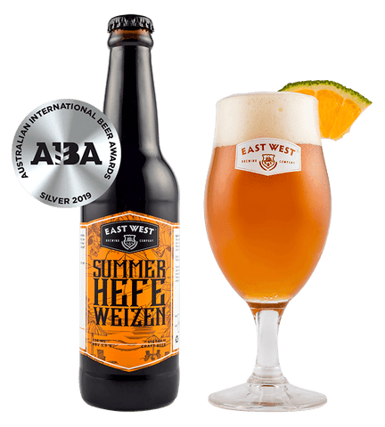 East West Summer Hefeweizen - 330ml - 5.9%