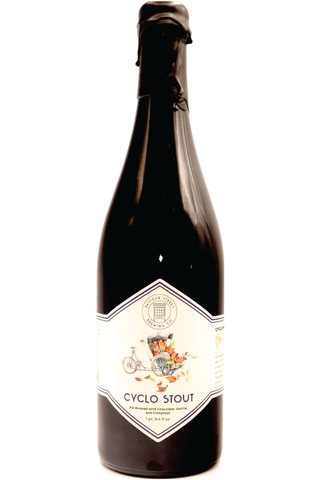Pasteur Street Cyclo Imperial Chocolate Stout - 750ml - 13%