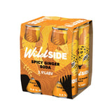 Wildside Spicy Ginger Soda - 330ml - 3.9%