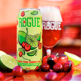 Rogue Double Time Cherry Lime - Wishbeer