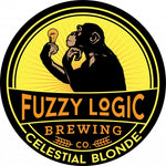Fuzzy Logic Celestial Blonde (Can) - 330ml - 4.7%