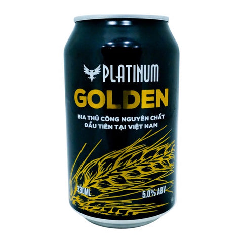 Platinum Golden Ale - 330ml - 4.6%