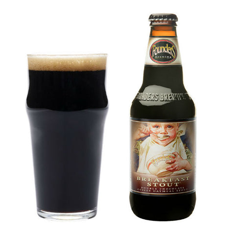 Founders Breakfast Stout - 355ml - 8.3%