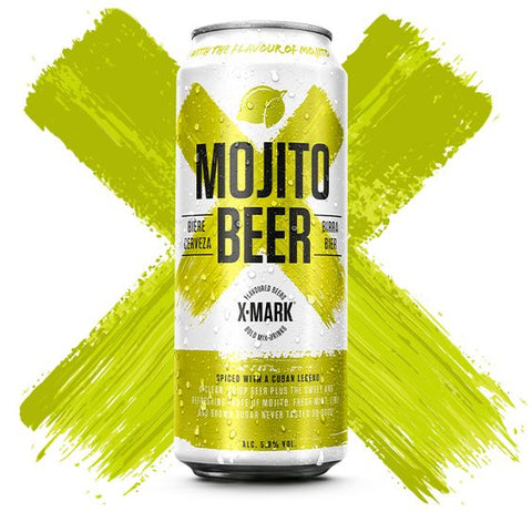 X-Mark Mojito (Can) - 500ml - 5.9%