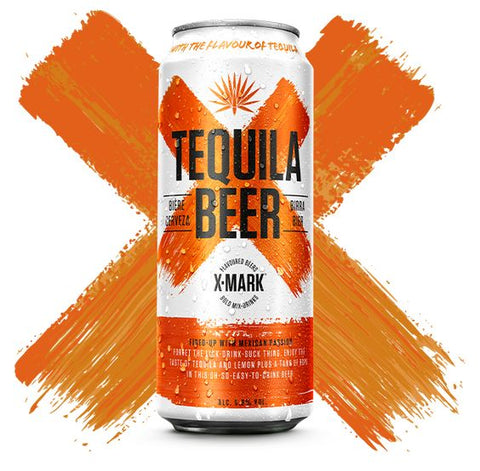 X-Mark Tequila (Can) - 500ml - 5.9%