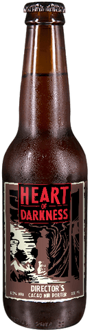Heart of Darkness Director's Cocao NIB Porter - 330ml - 6.3%