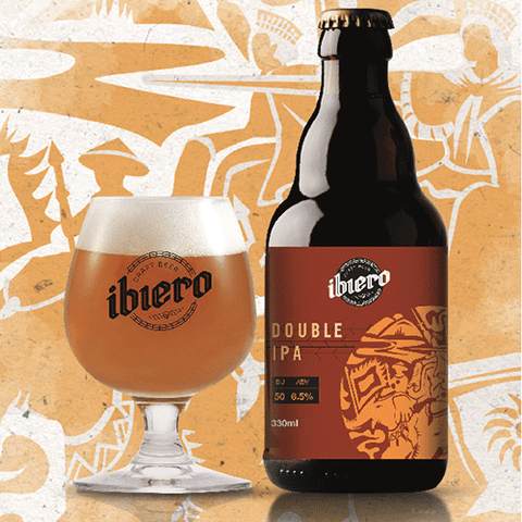 IBiero Double IPA - 330ml - 6.5%