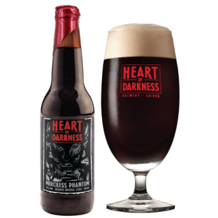 Heart of Darkness Merciless Phantom Reserve Imperial Stout - 330ml - 13%
